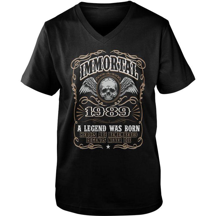 Immortal 1989 A Legend Was Born. T-Shirt For Men/Dad/Him. #gift #ideas #Popular #Everything #Videos #Shop #Animals #pets #Architecture #Art #Cars #motorcycles #Celebrities #DIY #crafts #Design #Education #Entertainment #Food #drink #Gardening #Geek #Hair #beauty #Health #fitness #History #Holidays #events #Home decor #Humor #Illustrations #posters #Kids #parenting #Men #Outdoors #Photography #Products #Quotes #Science #nature #Sports #Tattoos #Technology #Travel #Weddings #Women