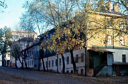 Как восстанавливали исторический центр Минска в 1970-е - 1980-е годы