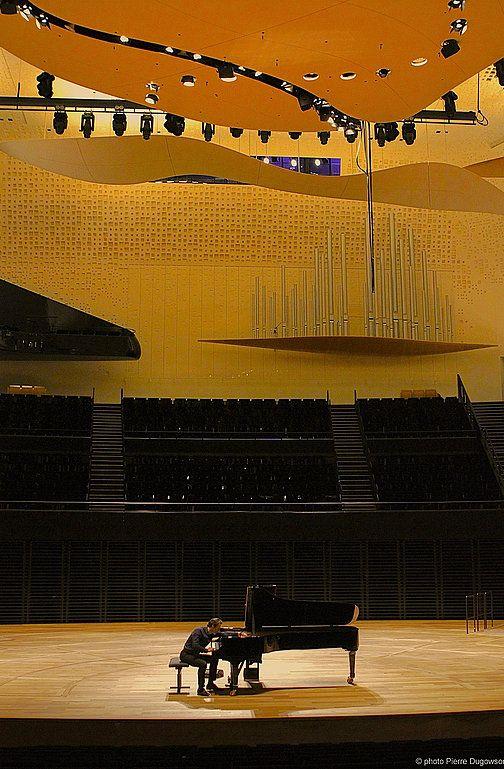 Laurent Bessieres accordeur philharmonie paris