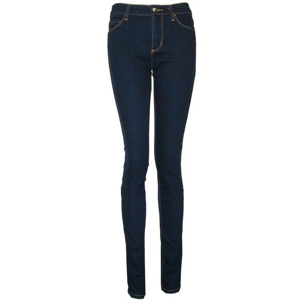 Monkee Genes Organic Classic Skinny Inky Blue Jeans ($80) ❤ liked on Polyvore featuring jeans, bottoms, pants, blue jeans, monkee genes, slim jeans, super skinny jeans and skinny fit jeans