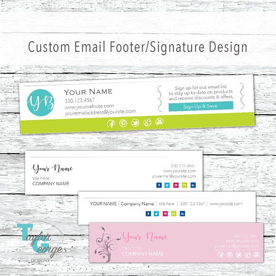 The  Best Email Footer Ideas On   Html Email Design