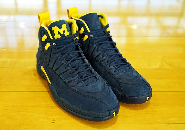 Just before kickoff in the much-anticipated showdown between college football rivals Michigan and Ohio State, Jordan Brand has unveiled a special Air Jordan 12 PE as well as special edition apparel made just for the Wolverines. The Air Jordan 12 … Continue reading →