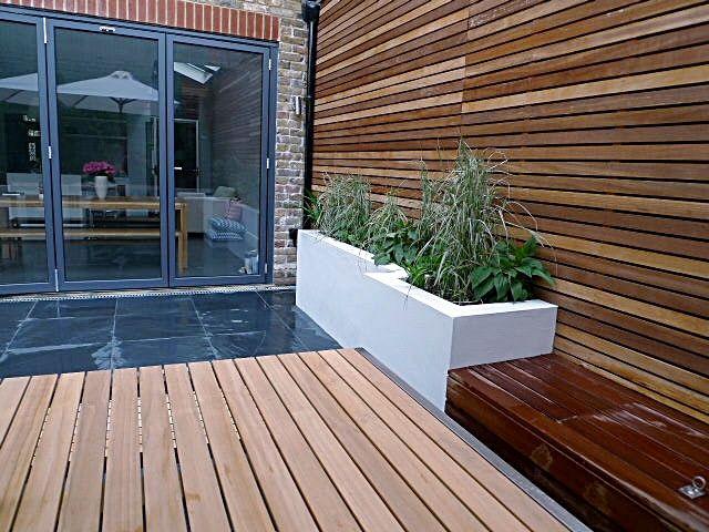 ten modern garden design ideas london 2014 (1)