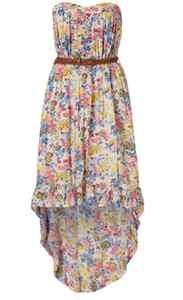 prettySummer Dresses, Fashion, Spring Dresses, Mullets Dresses, Hemmings Dresses, Mullets Highlow, Boho Style, Mullets Hemmings, Summer Clothing