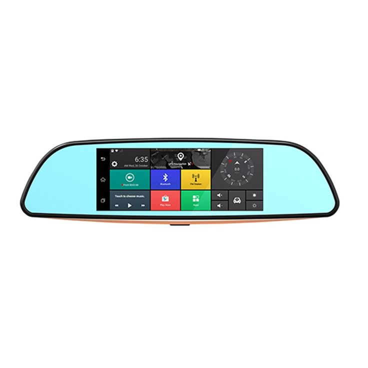 3G Car Mirror Camera (TR07) - China Car Rear View Mirror Monitor;Car Rearview Mirror;Bluetooth Car Rearview Mirror, T-Tech