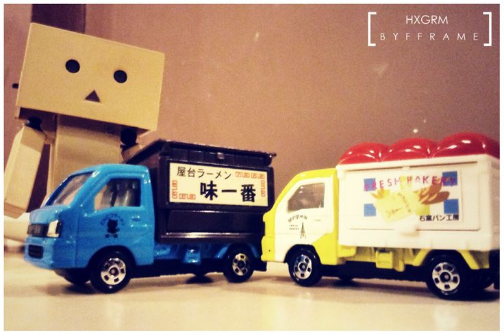 Hungry #tomica #diecast #danbo #dashboard