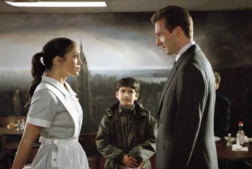 Look, can we start over? Second chance, second date? You as you, me as me. No secrets. What do you think? / Maid In Manhattan