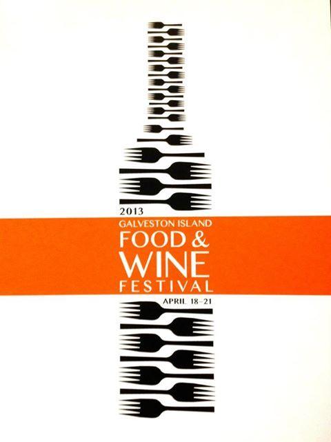 Love this wine festival design!