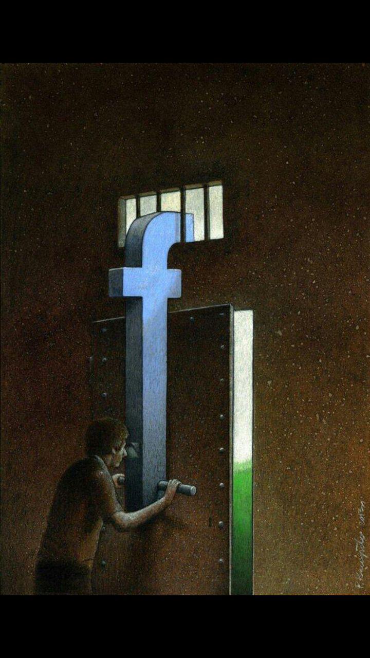 Οι Ελεύθεροι Πολιορκημένοι του... Facebook - UFollowus