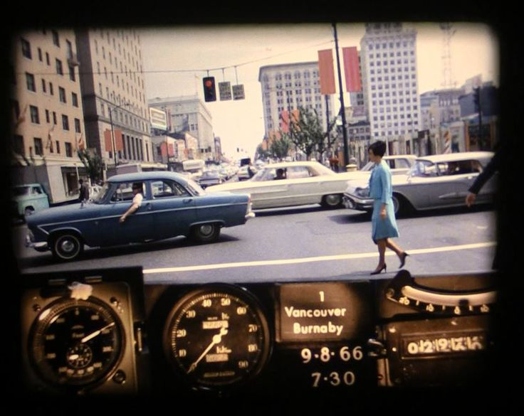 BC Road Trip Time Machine: See Vancouver as it was in 1966 | TranBC