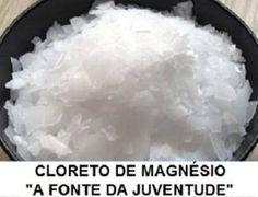A verdadeira fonte da juventude, água de cloreto de magnésio - rejuvenesce e cura! - Ideal Receitas