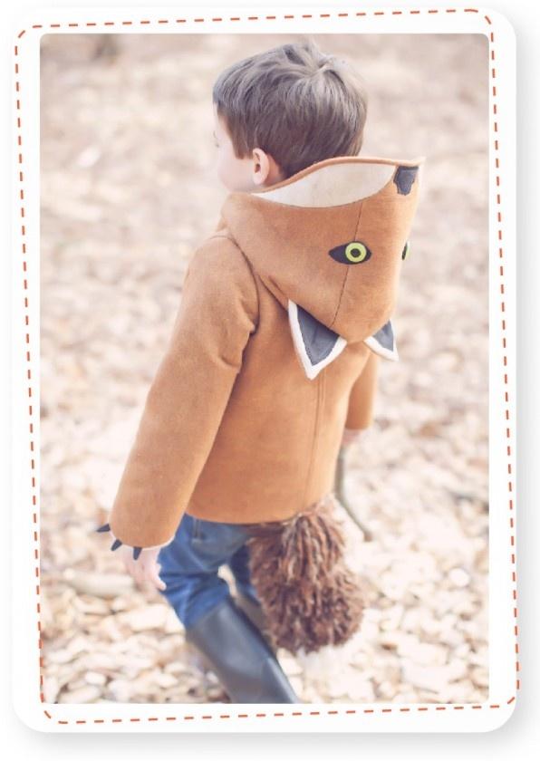 Fox Coat | Coaters  NEED NEED NEED NEED THIS!!!