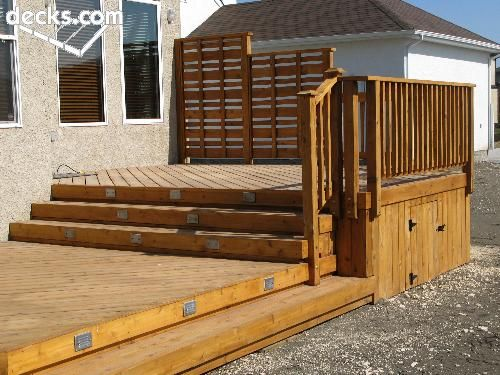 multi level deck picture gallery outdoors that i love