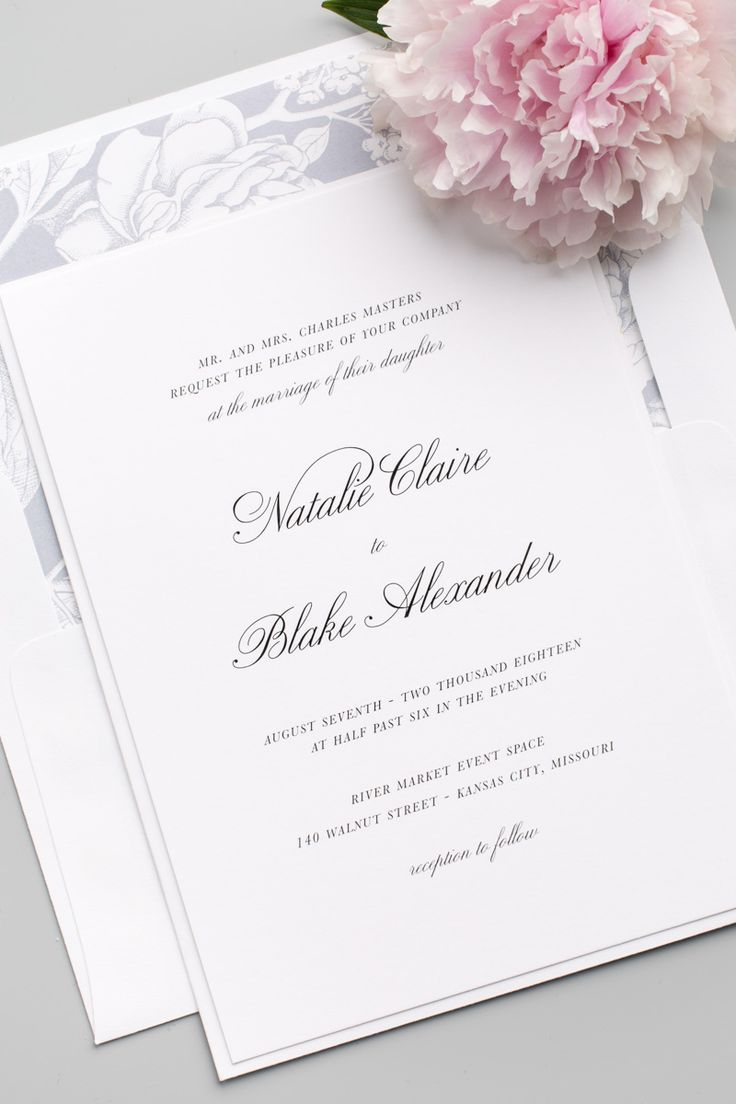 64 best wedding invitations images on Pinterest | Wedding cards ...