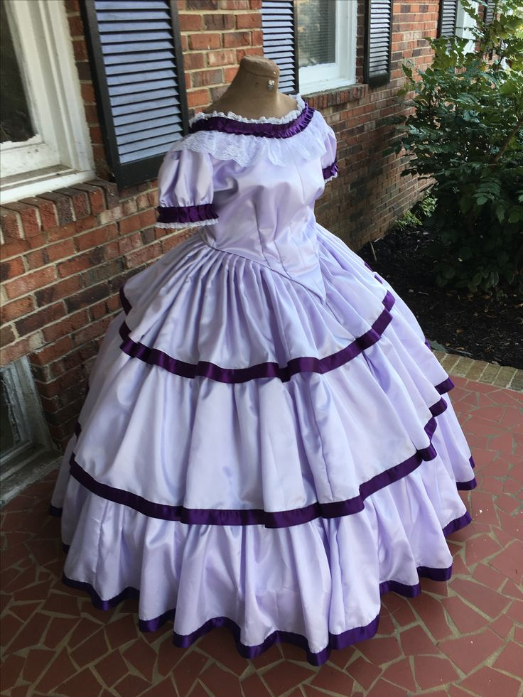 Civil war ball dresses plus size