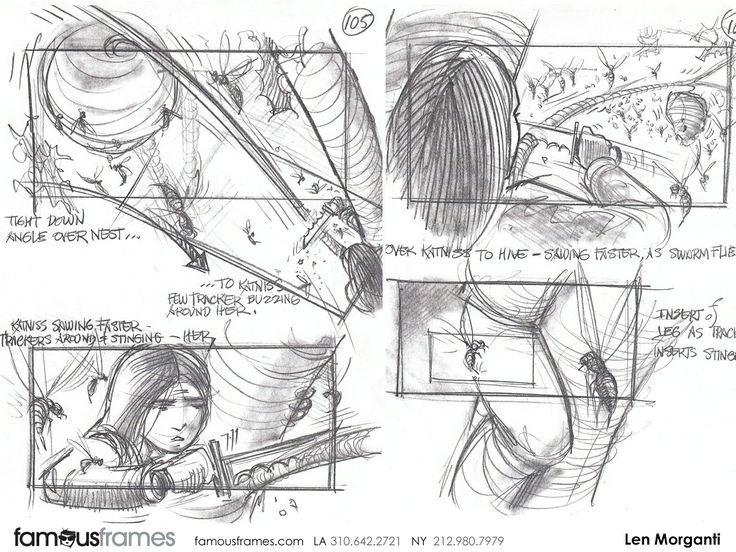 Movie Storyboard Download Free Storyboard Template For Film And