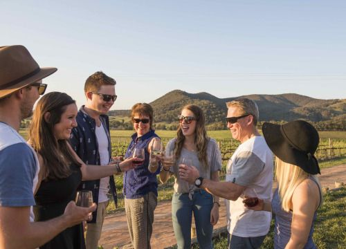 "With over 15 possible destinations, travellers are invited to explore and discover the best of Mudgee.  ""There's some fantastic secret venues dotted throughout Mudgee,"" said Ted Cox, President of the Mudgee Wine Grape Growers Association."
