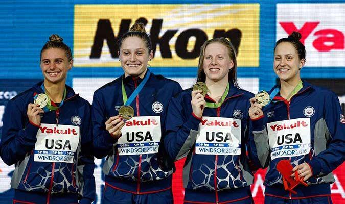 Estados Unidos alcanza récord mundial en el 4x50 estilos femenino - http://www.notiexpresscolor.com/2016/12/08/estados-unidos-alcanza-record-mundial-en-el-4x50-estilos-femenino/