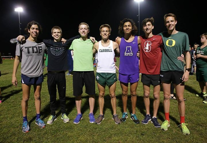 Squad goals. Elite crew from the Texas Distance Festival 5K this weekend. Sean Pokorny-USA TODAY Sports #milesplit http://ift.tt/2nwl7xQ