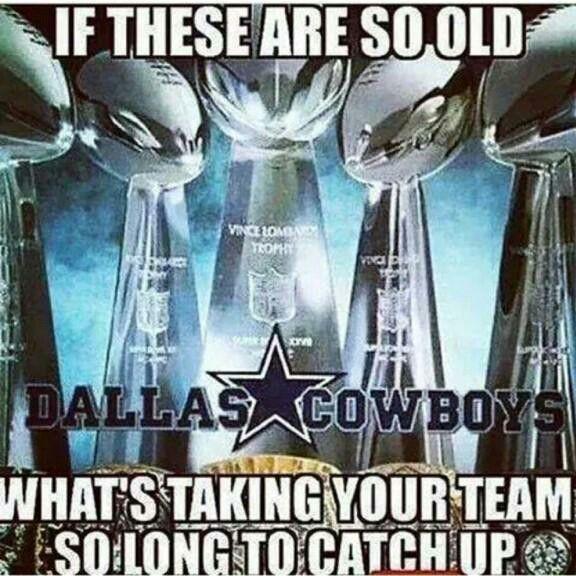 Dallas Cowboys Memes