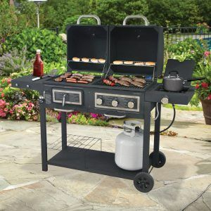 Charcoal Grill Kitchen Appliance