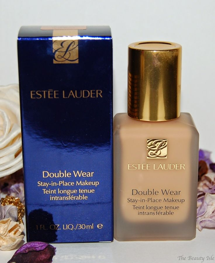 Estee Lauder Double Wear Foundation #ProductReviewParty