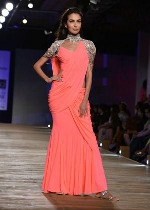 Monisha Jaising. Delhi Couture Week 2013
