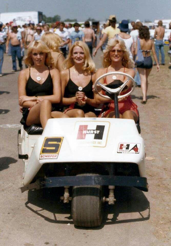 Best Hurst Girls Images On Pinterest Girls Drag Racing And