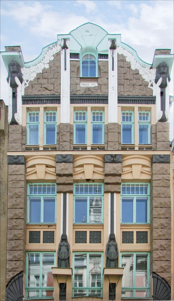 Moderne Architektur Merkmale, die Sie sich vielleicht ansehen wollen