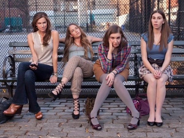 GIRLS shoes - See photos of the HBO comedy TV show http://www.wildsound-filmmaking-feedback-events.com/girls_tv_show.html