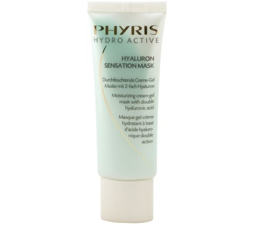 PHYRIS - HYALURON SENSATION MASK - Moisturizing cream-gel mask with double hyaluronic acid