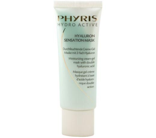 PHYRIS - HYALURON SENSATION MASK - Moisturizing cream-gel mask with double hyaluronic acid
