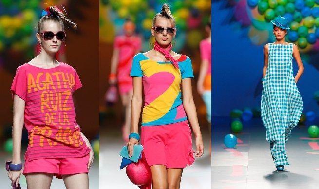 Agatha Ruiz de la Prada Primavera Verano 2012