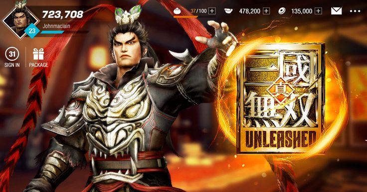 Dynasty Warriors Unleashed se instaló en más de un millón de dispositivos iOS y Android el día de su lanzamiento - http://j.mp/2nYgtb4