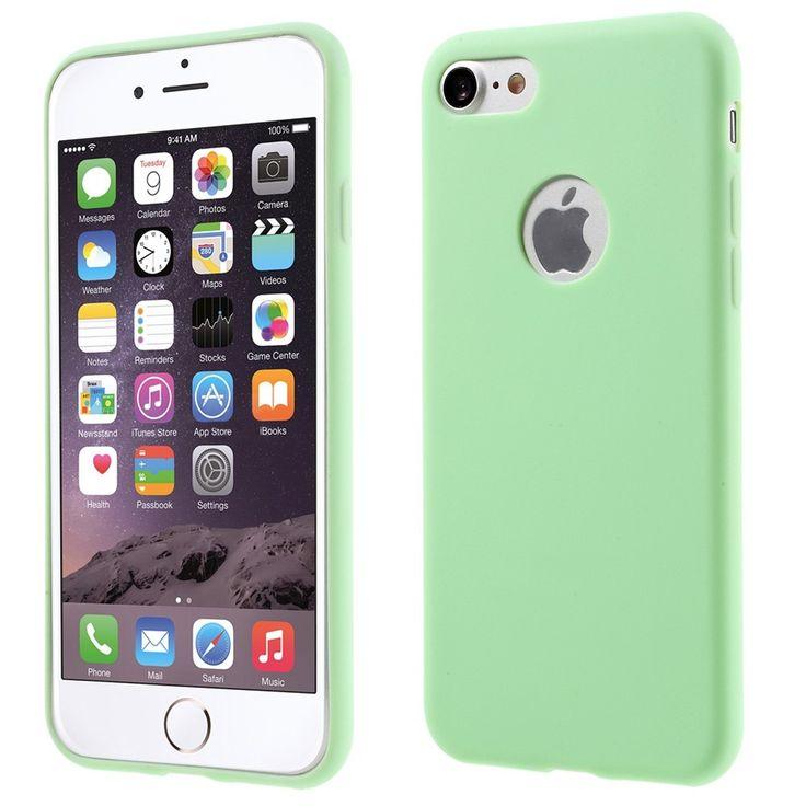 Phonelife Silikonskal iPhone 7/8 grön