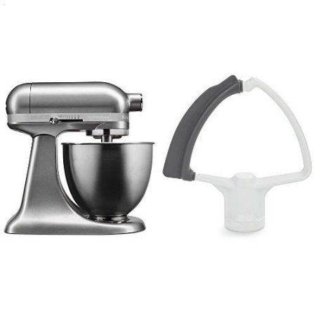 KitchenAid® Artisan® Mini 3.5 Quart Tilt-Head Stand Mixer, Silver