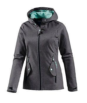 O'NEILL Kapuzen-Softshelljacke Damen navy im Online Shop von SportScheck kaufen