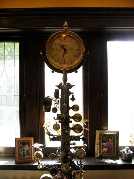 Ring In The Steampunk Decor To Pimp Up Your Home: 1000+ Ideas About Steampunk Home On Pinterest