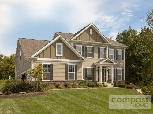 Exteriors | Compass Homes