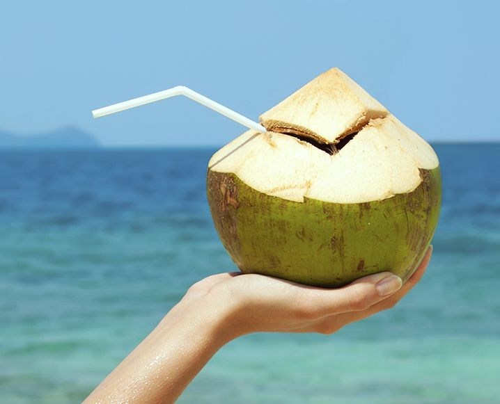 We've got 55 reasons why coconut water might just change your life…