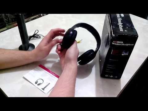 Беспроводные наушники MH2001  10-15$