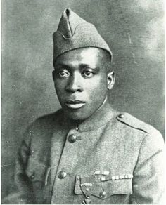 "WWI ""Harlem Hellfighters"" Henry Johnson ""Black Death""▼ Germans named them ""Harlem Hellfighters"" out of fear https://en.wikipedia.org/wiki/369th_Infantry_Regiment_(United_States) SEE ALSO ""William Henry Johnson"": https://en.wikipedia.org/wiki/Henry_Johnson_(World_War_I_soldier)"