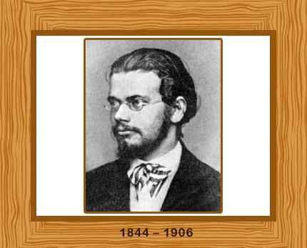 Ludwig Boltzmann, (1844-1906) Physics