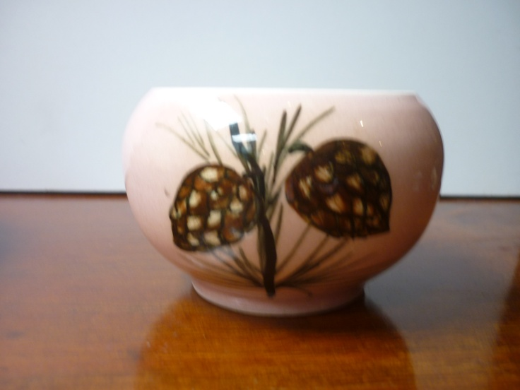 Martin Boyd Pottery Vase