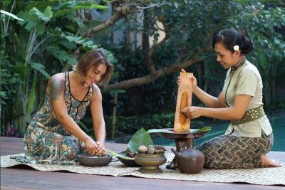 'Jamu' Demo & Balinese 'Boreh' Scrub