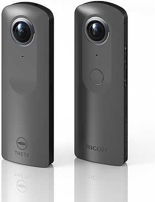 Ricoh today announced it will be showcasing a prototype of its newest Theta 360-degree camera, capable of capturing high-resolution 4K video in a single shot, at the upcoming 2017 NAB Show. Read more and comment »      Photography Blog – News  #2017, #360°, #Camera, #Ricoh, #Show, #Showcase, #Theta Ricoh to Showcase 4K Theta 360° Camera at 2017 NAB Show  http://richcontent.xyz/ricoh-to-showcase-4k-theta-360-camera-at-2017-nab-show/