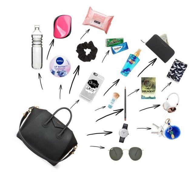 """ЧТО В МОЕЙ СУМКЕ?/What in my bag?"" by masha-861 on Polyvore"