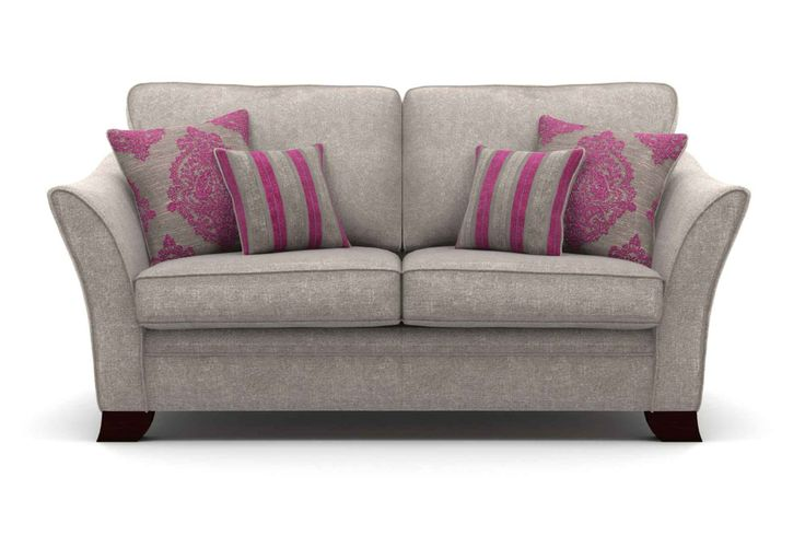 3 Seater Classic Back Sofa Hennessey Living Room