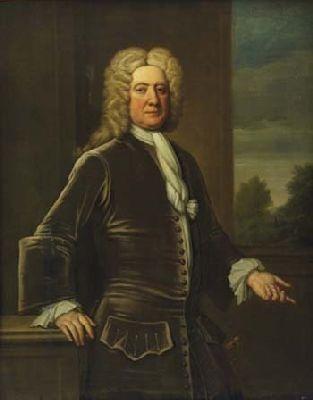 William Widdrington, 4th Baron Widdington by Joseph Highmore 2 William…