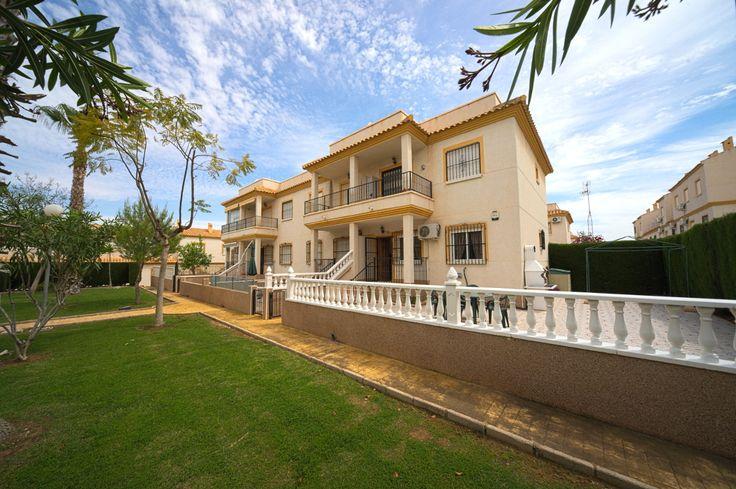 RicaMar Homes Real Estate Costa Blanca   2 bedroom, 1 bathroom Apartment in Las Filipinas - Orihuela Costa